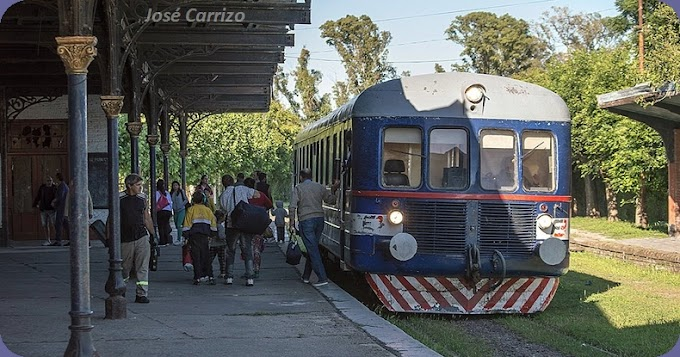 25 de Mayo: Reunión por tema Ferrocarril en el Ministerio de Transporte de la Nación