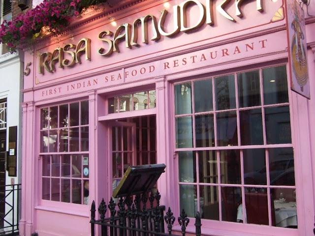 Rasa Samudra em Londres
