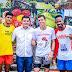 Centenas de atletas participam da Corrida do Trabalhador em Chã Grande