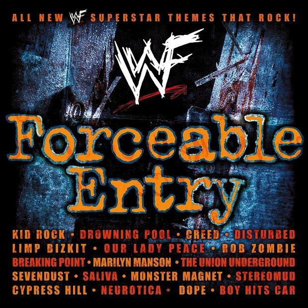 Artists - Wwf Forceable Entry 2002 Mediasurf
