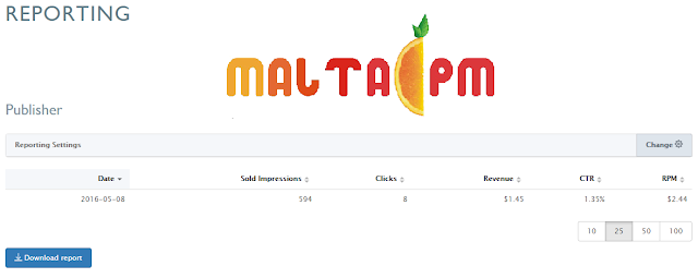 maltacpm earning reports proof