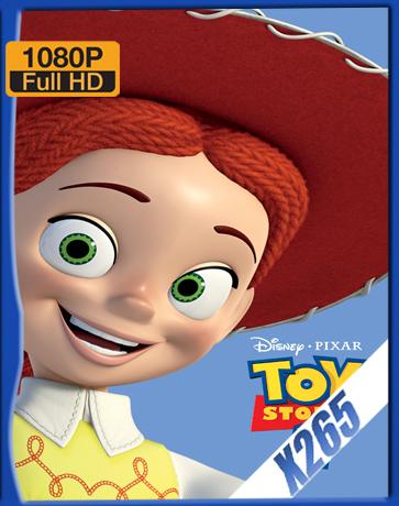 Toy Story II [1999] [Latino] [1080P] [X265] [10Bits][ChrisHD]