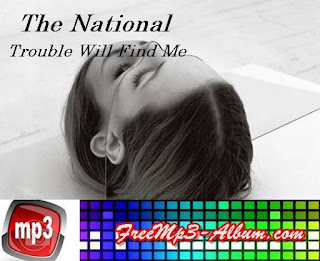 The National Album Trouble Will Find Me cover