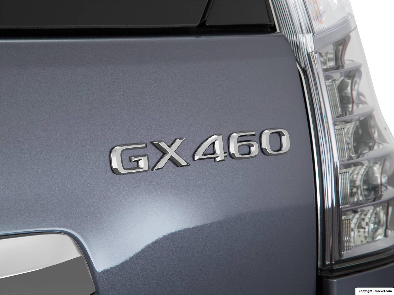 Đánh giá xe Lexus GX460 2016