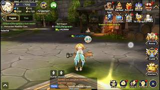 Tips cepat leveling di game DragonNest Mobile