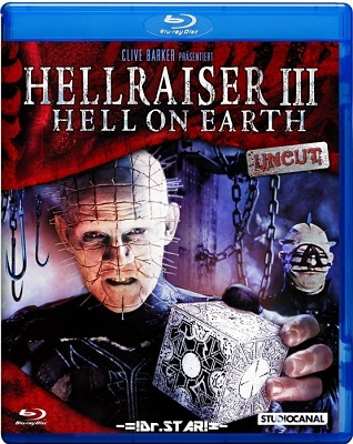 Hellraiser III (1992) Hindi Dual Audio UnCut 720p Blu-Ray 1GB