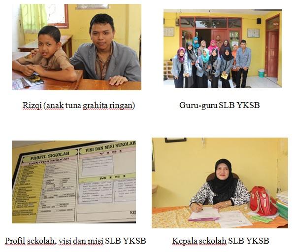 laporan observasi ABK SLB YKSB Cijeungjing Ciamis