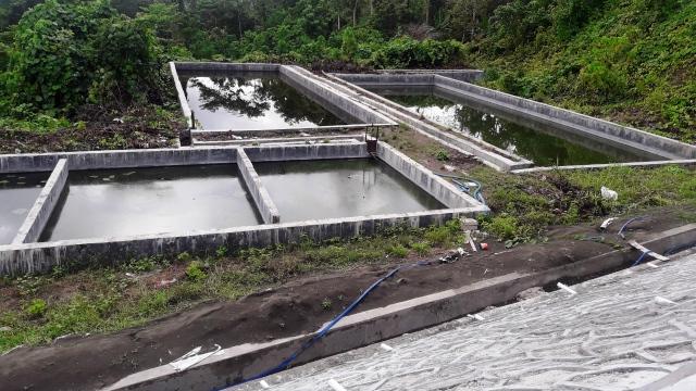 Astaga...!!! Proyek TPA di Talaud Amburadul, Diduga Rugikan Uang Negara Miliar Rupiah