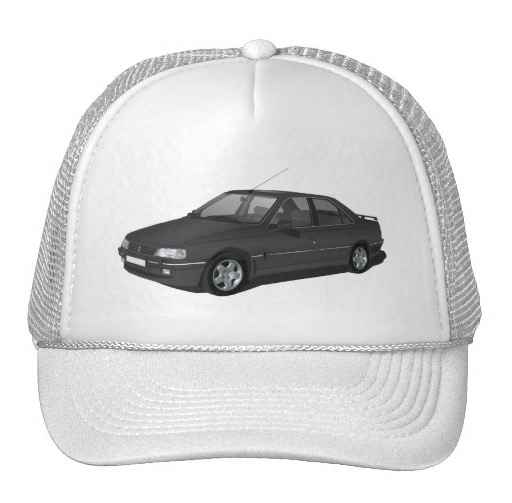 Peugeot 405 trucker hat