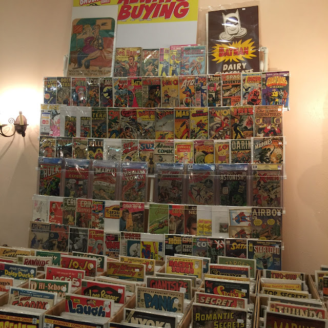 Comics from Basement Comics