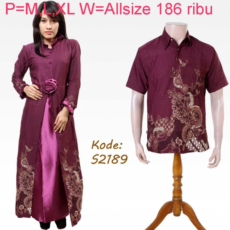 Model Baju Batik Keluarga Desain Rumah Murah