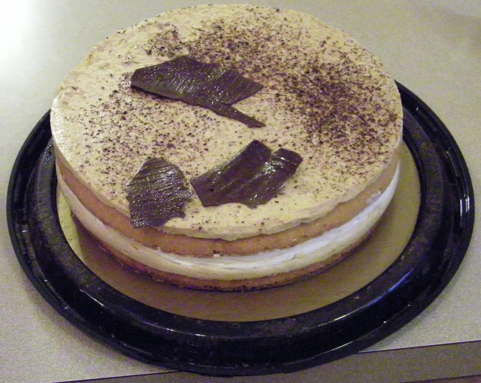 Costco Cuisine: Review of Tiramisu Cake On Sale This Month At Costco