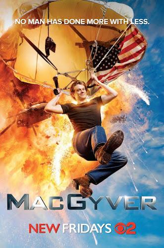 MacGyver Temporada 1 (HDTV 720p Ingles Subtitulada) (2016)