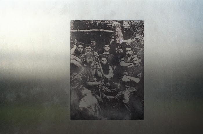 Berlin, Marx-Engels-Forum, Arno Fischer, Peter Voigt, Norbert Blum, Hans Gutheil, Jürgen Frenkel, Gunther Köhler, Friedrich Nostitz, © L. Gigout, 1990