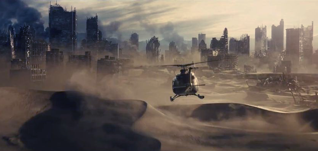 O lume post-apocaliptică în noul trailer pentru The Maze Runner: The Scorch Trials