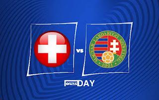 Switzerland vs Hungary - Highlights
