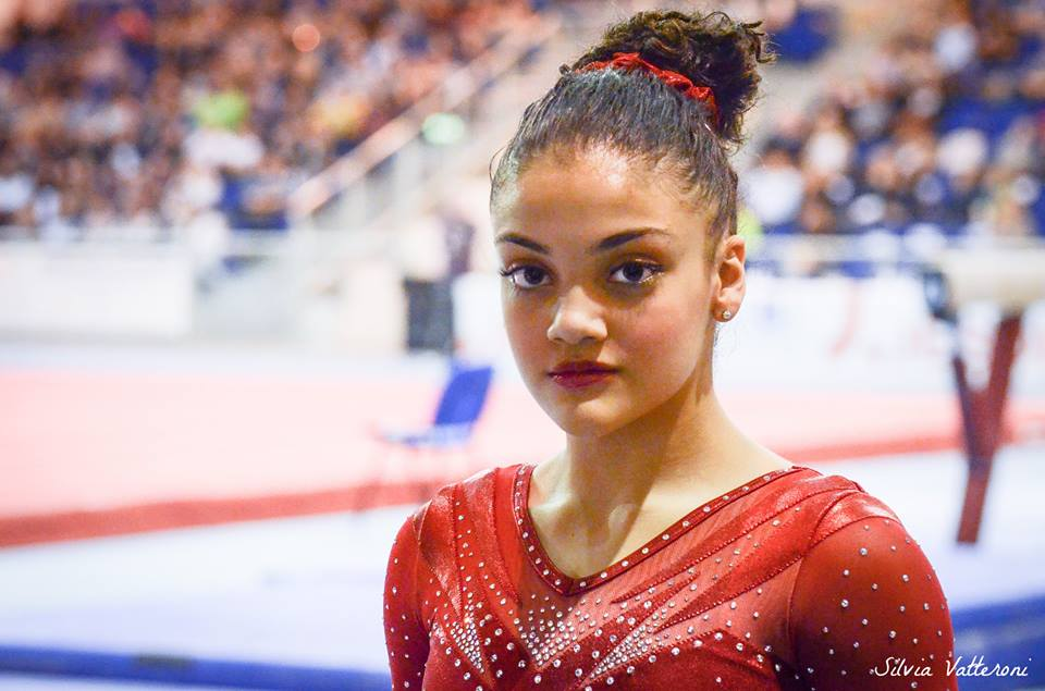 U S Laurie Hernandez Reveals Big Plans For 2017 And For Tokyo 2020
