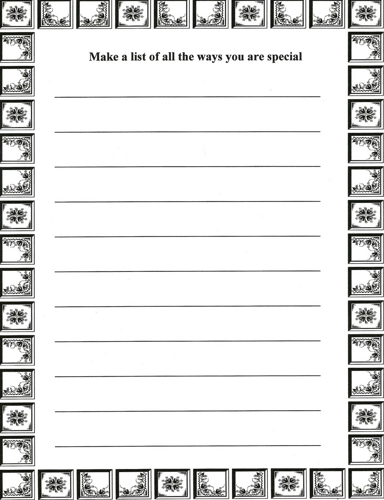 Bullying Worksheets For Preschoolers