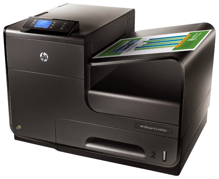 Download Driver HP OfficeJet Pro X451