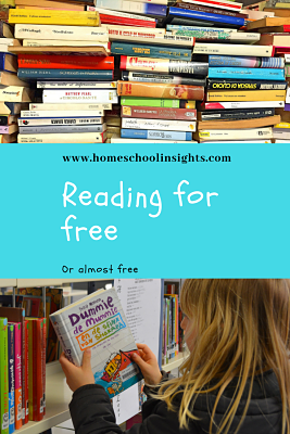 reading for free