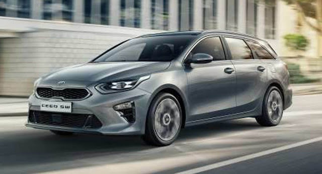 Geneva Motor Show, Kia, Kia Cee'd, Kia Scoops, New Cars, Scoops, Top 4