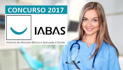Concurso IABAS RJ 2017