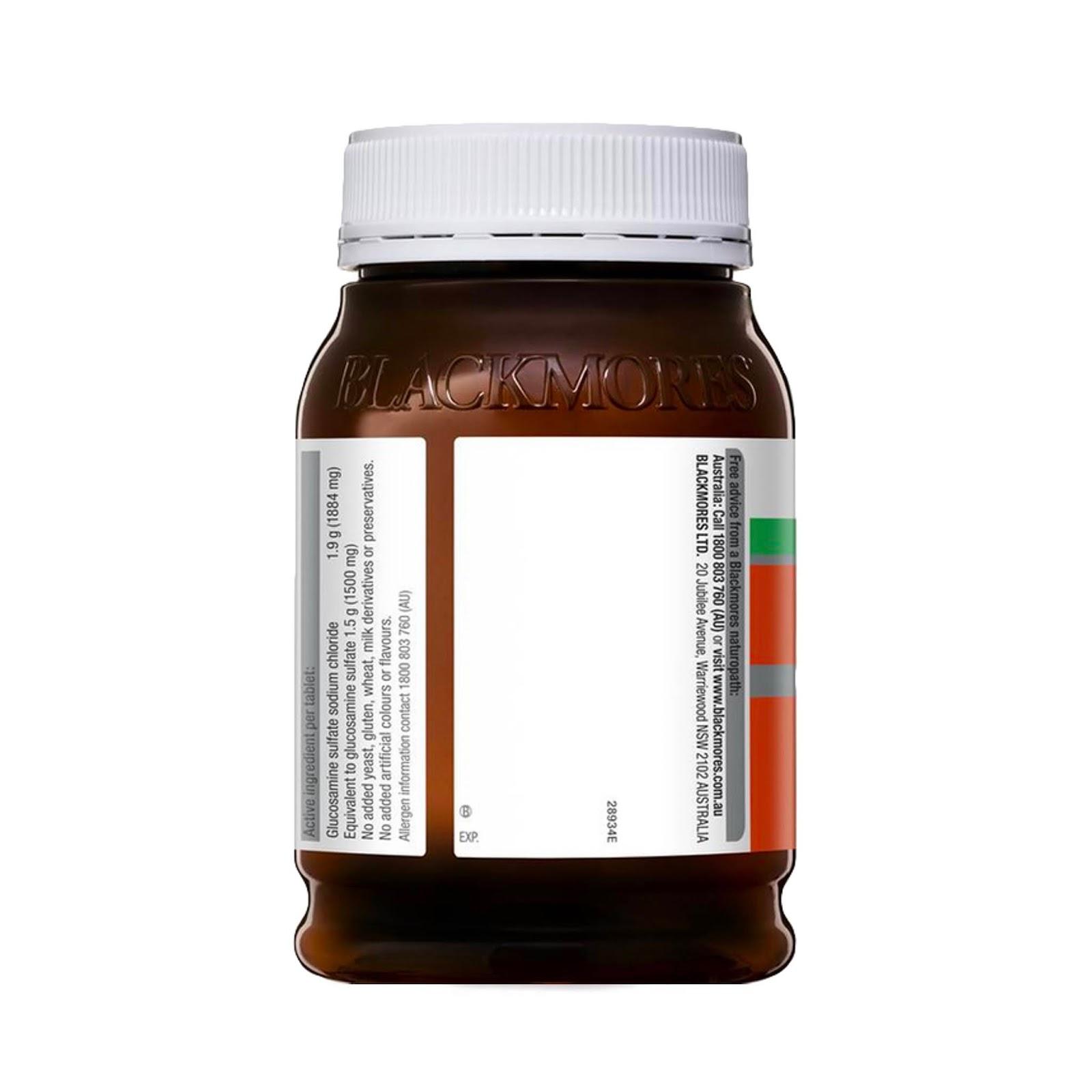 Blackmores Glucosamine Sulfate 1500 One A Day