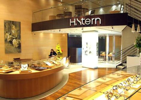 H.Stern em Londres - Joialerismo