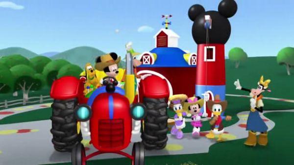 The Farm Fun Fair is about to begin