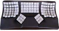 7. Jenis Keyboard Komputer dari Segi Tombol