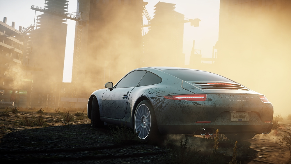 Need For Speed Most Wanted Limited Edition ESPAÑOL PC Descargar Full (PLAZA) + REPACK 2 DVD5 (JPW) 7