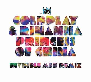 Coldplay Lyrics - Princess Of China