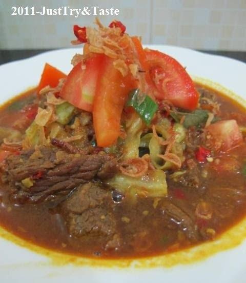 resep tongseng daging sapi just try amp taste