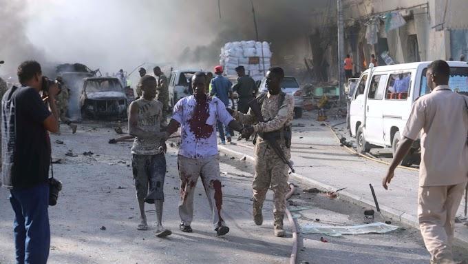 Somalia: At least 30 dead in Mogadishu blasts