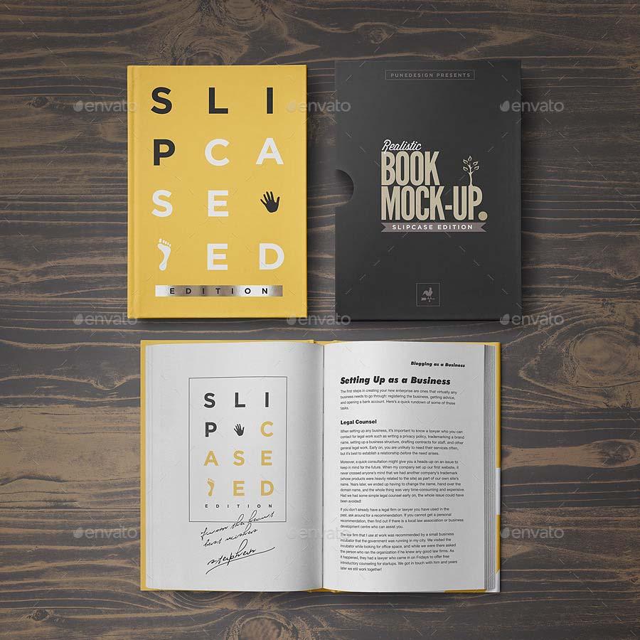 Book Mock-up