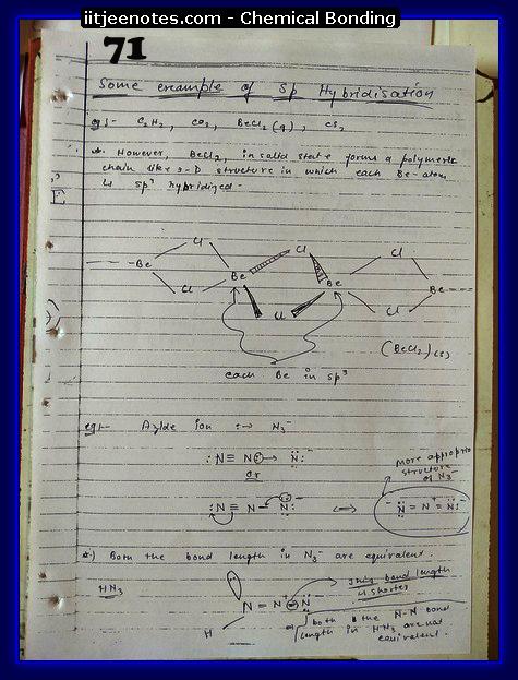 Chemical-Bonding Notes cbse23