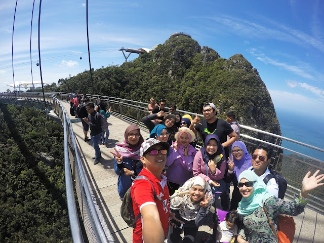 Langkawi SkyCab And Langkawi Skybridge