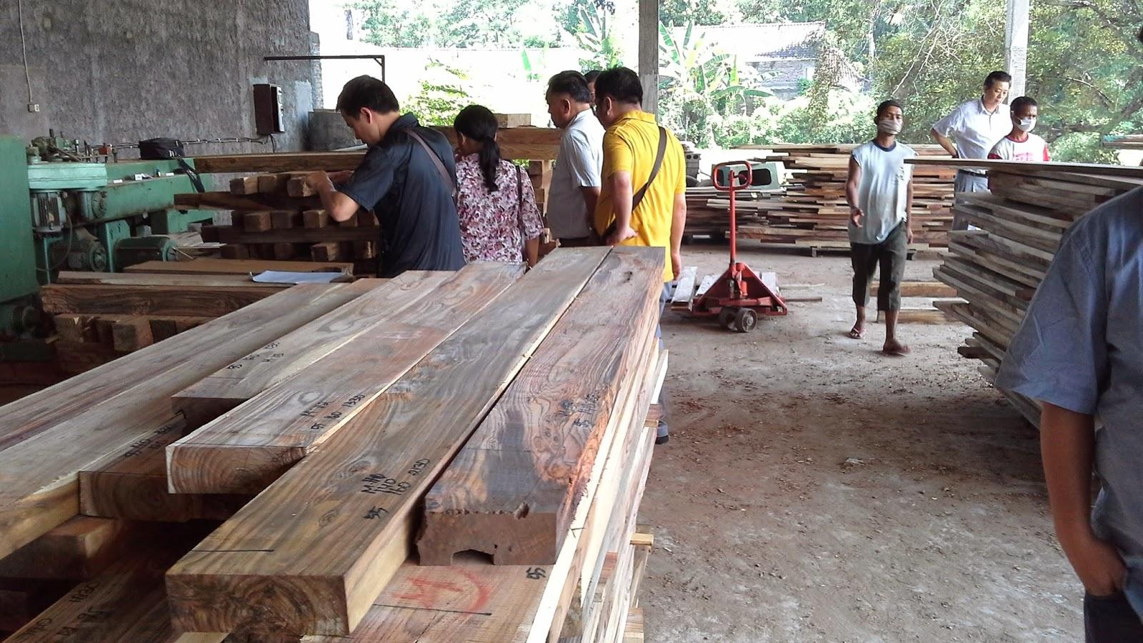 Sonokeling Hard Wood Product Pt Puspa Mandiri Semarang