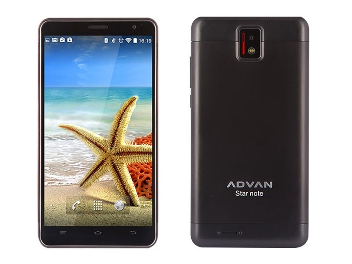 Advan Star Note