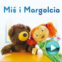 """Margolcia i Miś - naciśnij play, aby otworzyć stronę z odcinkami bajki """"Margolcia i Miś"""" (odcinki online za darmo)"""