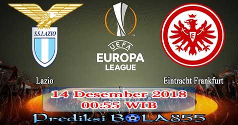 Prediksi Bola855 Lazio vs Eintracht Frankfurt 14 Desember 2018