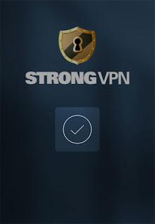Aplikasi StrongVPN