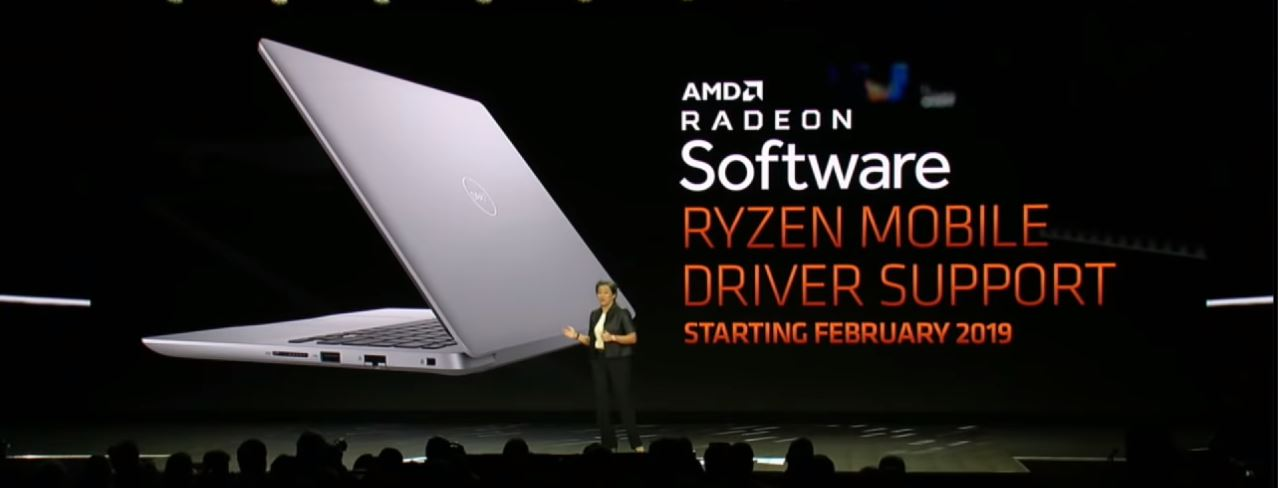 AMD Releases Radeon Software With Ryzen Mobile Support
