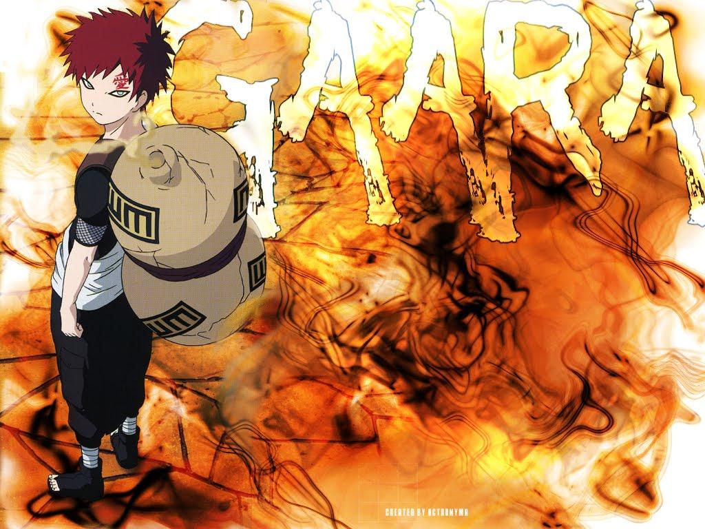 Gaara Kazekage Wallpaper 3d Naruto Characters Gaara