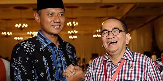 Bikin Panas Dingin, Ini Sindiran Pedas Ruhut Ke SBY Atas Kekalahan Telak Agus Yudhoyono