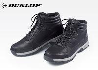 Buty męskie Dunlop z Biedronki czarne