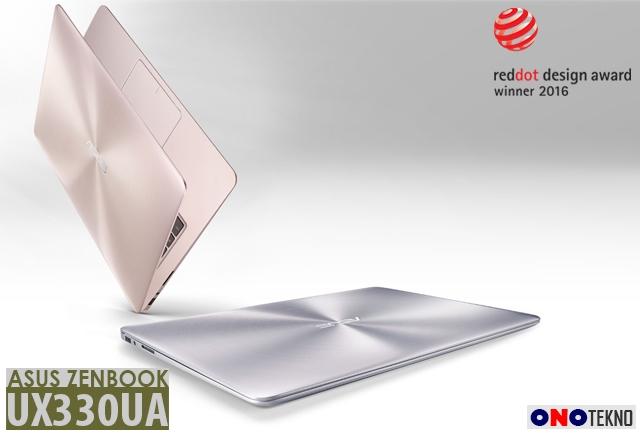 """Asus ZenBook UX330UA """" UltraBook Tipis - Elegan - Performa Tinggi """""""