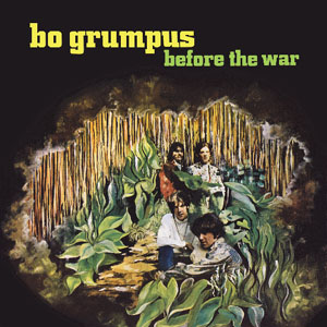 Before the war cover lp