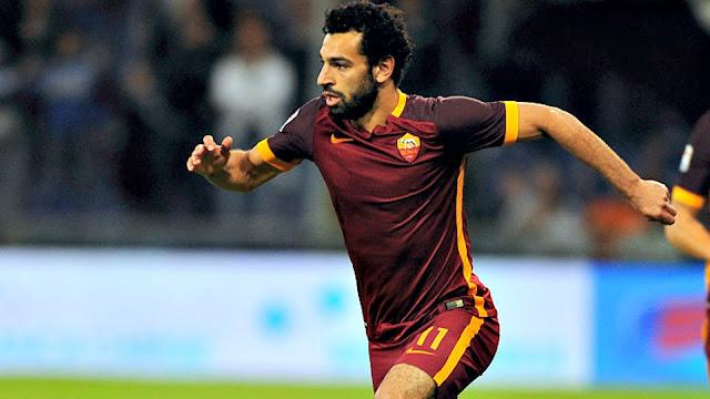 محمد صلاح يزيد من فرصة روما فى الفوز بالدورى الإيطالى