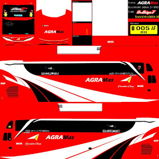 Download Livery Bus Arga Mas